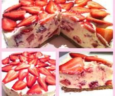 Recipe No Bake Strawberry Cheesecake by shelleyjkemp, learn to make this recipe easily in your kitchen machine and discover other Thermomix recipes in Desserts & sweets. Strawberry Cheesecake, Strawberry Recipes, Cheesecake Recipes, Dessert Recipes For Kids, Sweets Recipes, Healthy Recipes, Mini Desserts, Just Desserts, Bellini Recipe