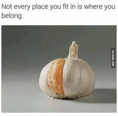 This is the most inspirational garlic I've ever seen - 9GAG
