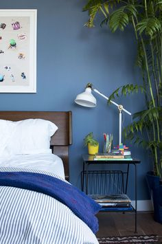 A Modern Elysian Heights Home for Two Creatives | Design*Sponge
