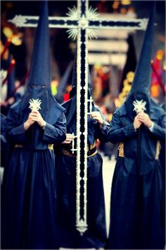 Semana Santa, Malaga Spain