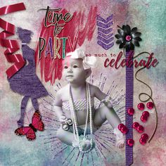 """my layout for the June HAPPY BIRTHDAY Mood Board http://forum.justartscrapbooking.com/forum/our-challenges/june-2017-challenges/59910-june-happy-birthday-mood-board I used """"Feeling Festive"""" Mega Collection by Created by Jill https://www.pickleberrypop.com/shop/product.php?productid=47420&page=1 photo by Pixabay - no attribution required http://pixabay.com/"""