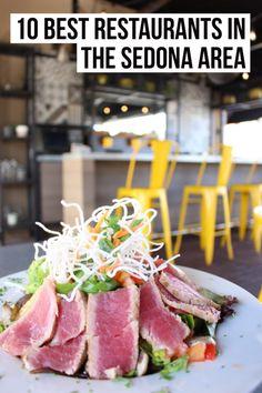 Sedona Restaurants: a local's list of the 10 best restaurants in Sedona!