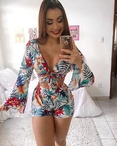 Best Summer Fashion Part 7 Sexy Outfits, Sexy Dresses, Summer Outfits, Cute Outfits, Fashion Outfits, Womens Fashion, Fashion Weeks, Mode Rockabilly, Sexy Shorts