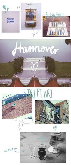 Hannover ist cooler als man denkt - Street Art, Flohmärkte, Vintage Shops, Architektur und Kultur machen die Stadt bereisenswert