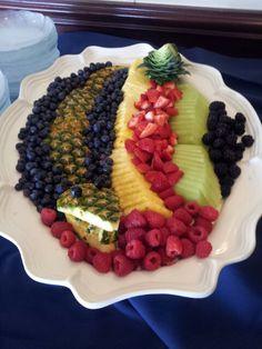 Cake Made Of Fruit Atlanta Ga