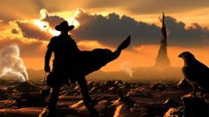 The dark tower - this is my favorite series by Stephen King