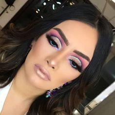 makeup for the Makeup News, Makeup Pro, Sexy Makeup, Full Face Makeup, Glam Makeup, Gorgeous Makeup, Eyeshadow Makeup, Makeup Inspo, Makeup Inspiration