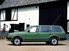 Opel Kadett D Caravan (1979 - 1984)