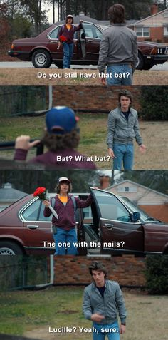 What bat?