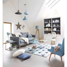 scandinavian living room for home Living Room Modern, Home Living Room, Living Room Designs, Living Room Decor, Bedroom Decor, Home And Deco, Living Room Inspiration, Home Furniture, House Design