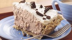 German Chocolate cream Pie  This very tall pie delivers subtle German chocolate flavor rich and deliciously.