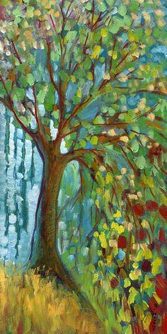 Blue Autumn   Jennifer Lommers
