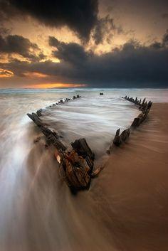 Rossbeigh Beach, Co. Kerry , Ireland,