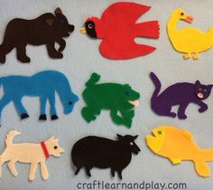 brown bear brown bear felt board story template haci saecsa co