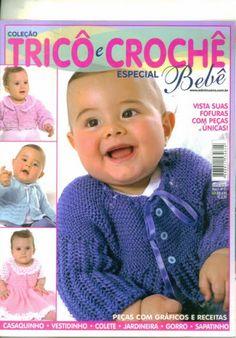 revista tricot crochet - Nany Ojeda - Álbuns da web do Picasa