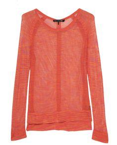 Allgauer Raglan Pullover - Saffron | rag & bone Official Store