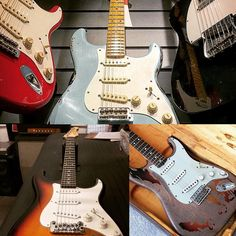 Happy Fender Friday everyone! #fender #fenderguitar #fenderguitars #fenderstratocaster #fendertelecaster #fenders #fenderstrat #fendertele #electricguitar #guitar #guitarporn #guitarstoriesusa