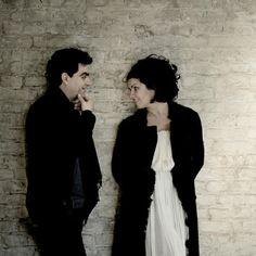 Una pareja hot de la música clásica: Anna Netrebko & Rolando Villazón.