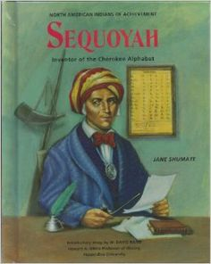 A study of sequoyah the cherokee tribe in north america