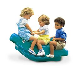 Classic Whale Teeter Totter for $34.99 #littletikes