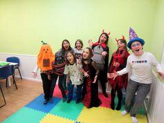 """Halloween 2013: algunos de nuestros """"espantosos"""" alumnos"""