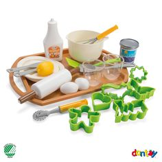 AndreuToys - Green Garden Baking - In Net Kids Play Food, Kids Toys, Dango Peluche, Disney Princess Toys, Lip Gloss Tubes, Barbie Toys, Sewing Projects For Beginners, Pretend Play, Educational Toys