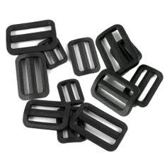 "NAVA New 50pcs 1 1/2"" Plastic Black Curve Webbing Strapping Belt Bag Buckles Parts M3238 JIUFAN,http://www.amazon.com/dp/B00GNOW438/ref=cm_sw_r_pi_dp_Vqcbtb0HJMGDSQC4"