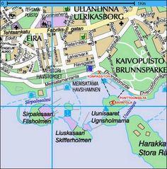 Uunisaari - rauhallinen saari kesäpäivään