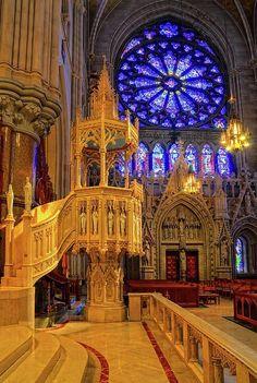 06 Notre Dame Basilica Of Montreal Quebec Canada Notre