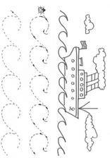 Pracovné listy: Grafomotorika - Album používateľky mery333 Preschool Writing, Preschool Worksheets, Kindergarten Worksheets, Preschool Activities, Games For Kids, School Stuff, Index Cards, Kindergarten Portfolio, School