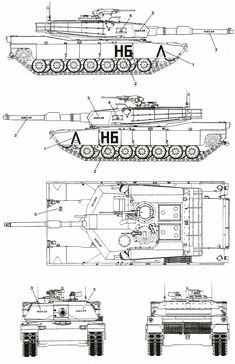 Blueprints > Tanks > Tanks A > Abrams Army Vehicles, Armored Vehicles, Tank Drawing, Rc Tank, M1 Abrams, World Tanks, Military Drawings, Military Weapons, Military Tank