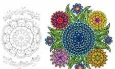 Potrivit psihologilor, COLORATUL este cea mai buna alternativa la meditatie Decorative Plates, Mandala, Places To Visit, Tapestry, Vintage, Health, Home Decor, Hanging Tapestry, Tapestries