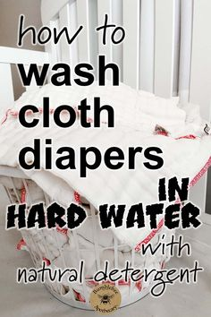 Cloth diapers wash routine, hacks, prefold, how to wash, detergent, how to clean, cleaning, laundry detergent, washing, cloth diapers for beginners, cloth diapers 101 #baby #newborn #naturalliving