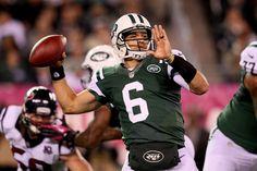 Mark Sanchez, NY Jets