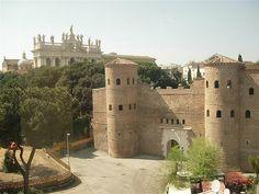 Rome - Porta Asinaria  #TuscanyAgriturismoGiratola