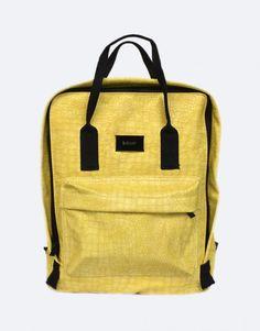 mochila croco amarillo Backpacks, Bags, Fashion, Shopping, Yellow, Handbags, Moda, Fashion Styles, Taschen