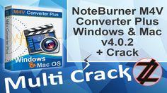 NoteBurner M4V Converter Plus v4.0.2 + Crack By_ Zuket Creation Direct Download Here !!! http://multicrackk.blogspot.com/2015/12/noteburner-m4v-converter-plus-v402-crack.html