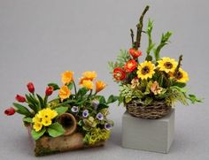 Laura Crain's Miniature Gardens Galore | Features | Collectors Club of Great Britain