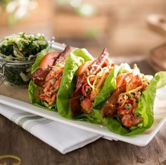 From burger joints to Asian-fusion to new-American sit-downs, these are the hottest healthy restaurants in the U.S. of A!