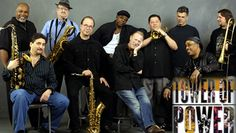Tower of Power With Special Guest Average White Band @ Pomona Fairplex (Pomona, CA)