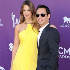 The happy couple. Marc Anthony And Jlo, Prom Dresses, Formal Dresses, Singer, Couples, Happy, Fashion, Dresses For Formal, Moda