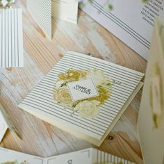 © Charlie Loves Lucy / Wedding Invitation Suite Mustard / photography – Holly Booth