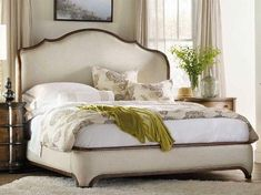 Shop this hooker furniture archivist beige king size shelter bed from our top selling Hooker Furniture beds. LuxeDecor is your premier online showroom for bedroom furniture and high-end home decor. Loft Furniture, Hooker Furniture, Bedroom Furniture Sets, Furniture Sale, Cheap Furniture, Bedroom Sets, Furniture Plans, Bedroom Decor, Furniture Logo
