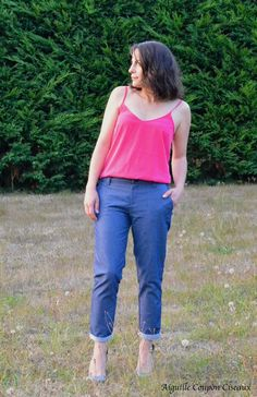 1419f58d7b9464 43 Best Port trousers & shorts pattern - makes and inspiration ...