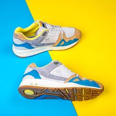 Le Coq Sportif R1000 Retro Affiches 1/400  buy at www.streetsupply.pl