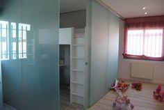 Dos nuevos espacios, un dormitorio infantil y 'playroom',...