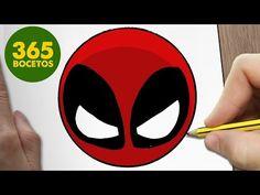 como dibujar un superheroe paso a paso - Buscar con Google