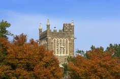 Duke University Campus Fall