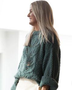 Easy Knitting, 21st, Turtle Neck, Pullover, Sweaters, Instagram, Design, Fashion, Moda