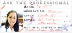 Ask+The+Professional:+The+Pediatrician